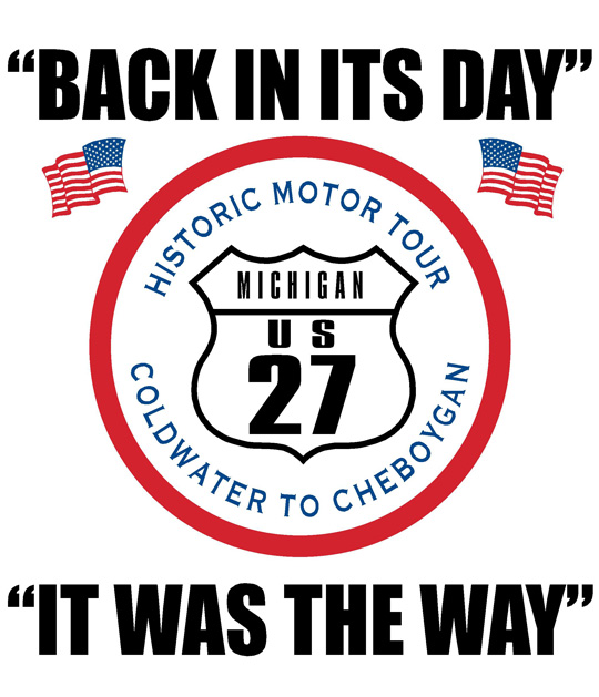 Old US 27 Motor Tour rolls through downtown DeWitt August 21, 2019